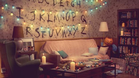 Stranger Things x IKEA