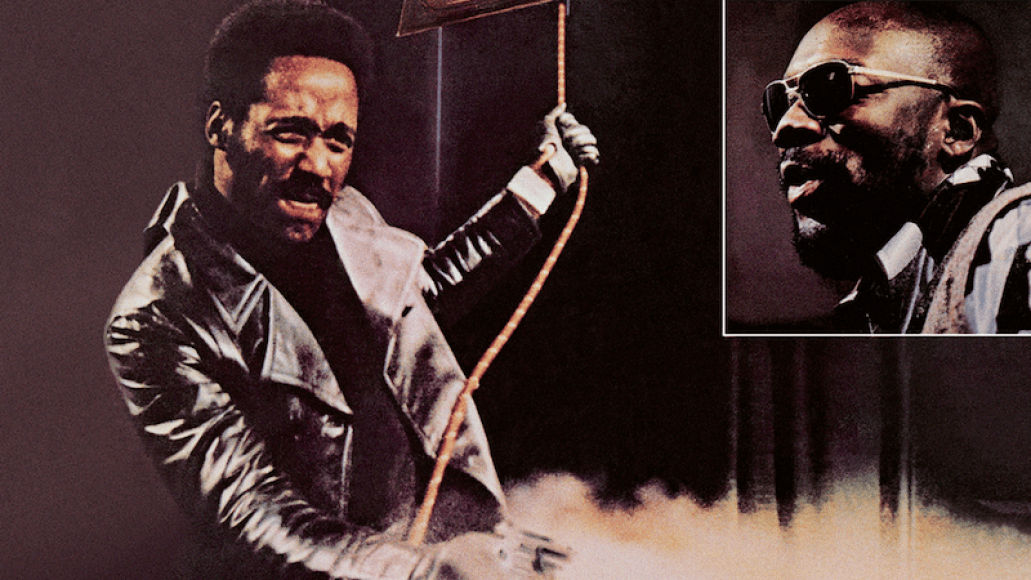 Shaft soundtrack deluxe reissue Isaac Hayes