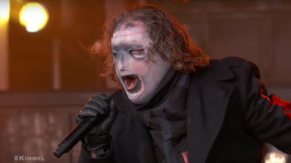 Slipknot on Jimmy Kimmel Live