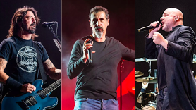 Foo Fighters, System of a Down, and Disturbed at Sonic Temple 2019