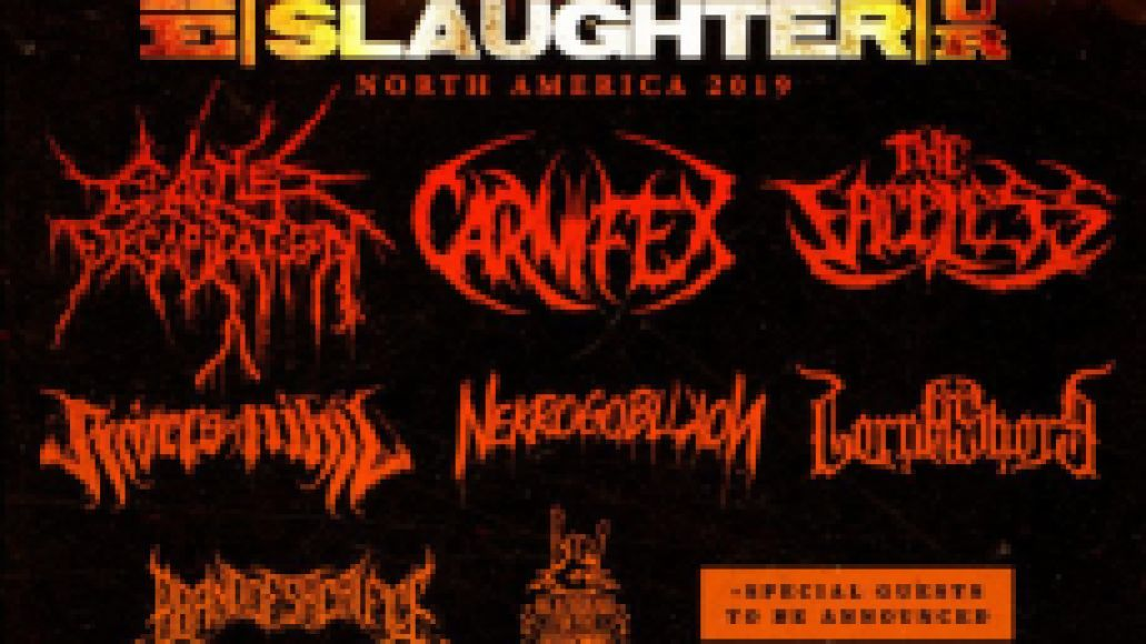 Summer Slaughter poster