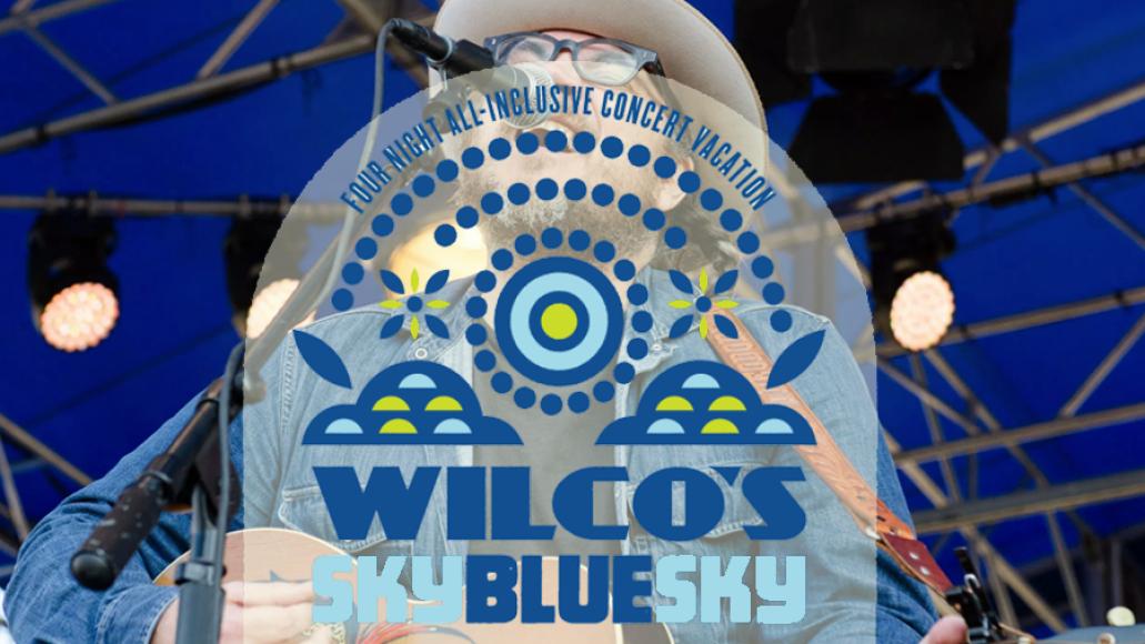 Blue to go sky mexico