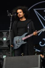 Zeal and Ardor at 2019 Sonic Temple