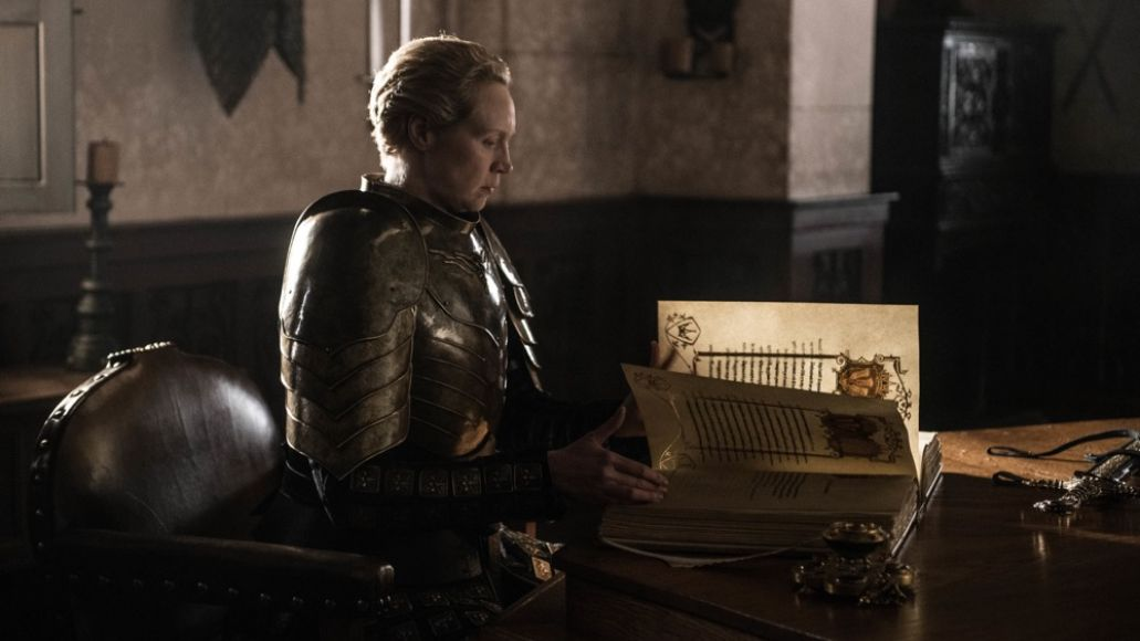 Brienne of Tarth, Game of Thrones, HBO, Final Season