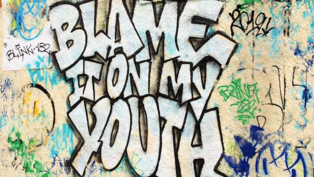 blame on youth new song blink 182 artwork Blink 182 return with new song Blame It on My Youth: Stream