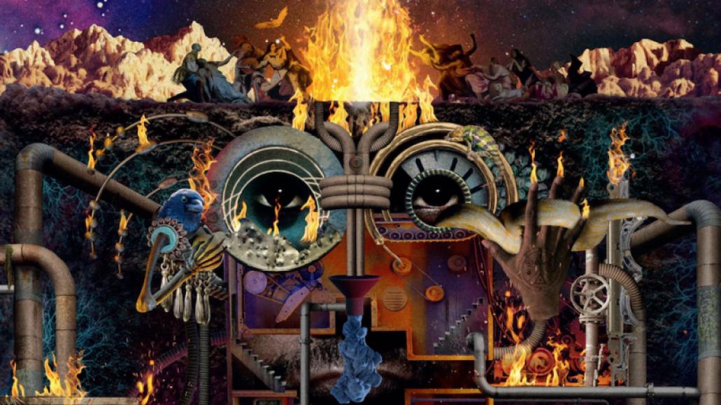 flying lotus flamagra artwork album Top 25 Albums of 2019 (So Far)