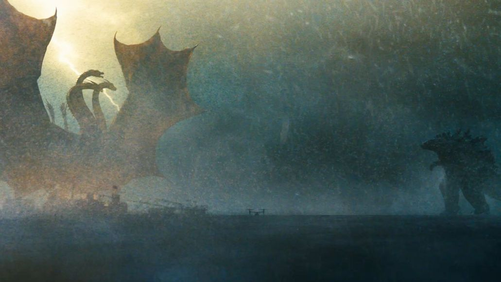 Godzilla: King of the Monsters Warner Bros./Legendary)