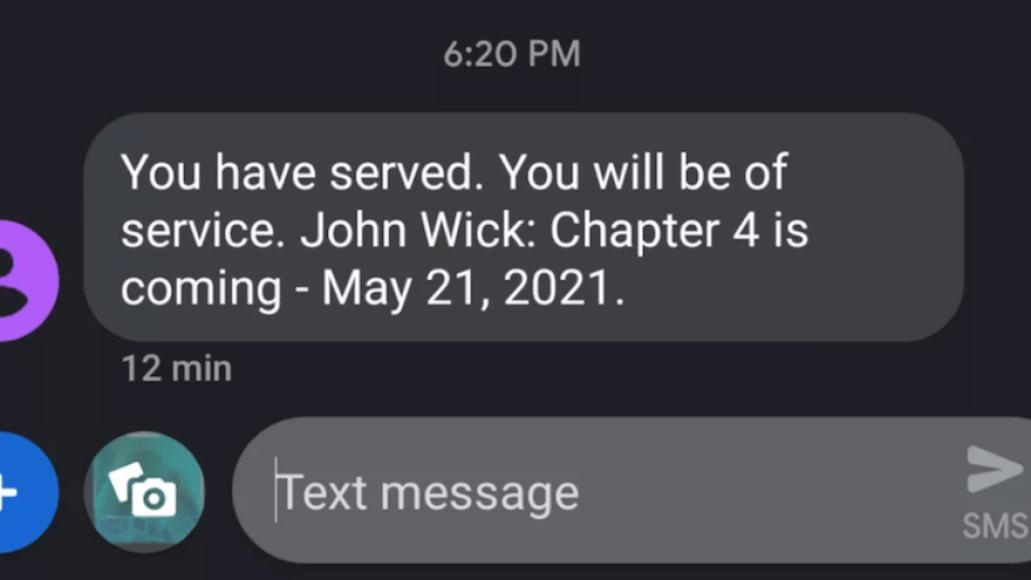 john wick 4 release date announced John Wick 4 confirmed for 2021 release