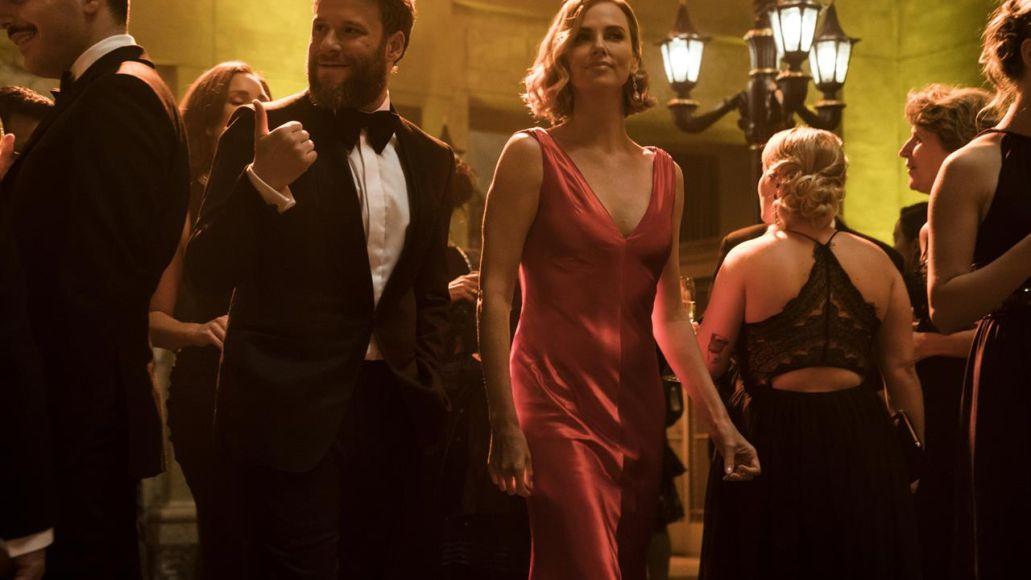 Seth Rogen, Charlize Theron, Long Shot