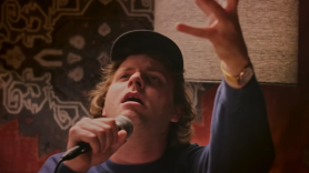 "Mac DeMarco Feist cover ""One Evening"" Tonight Show backstage video performance"