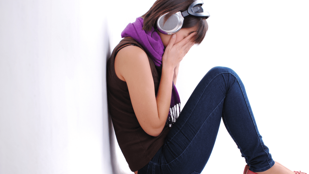 73% of musicians struggle with mental illness