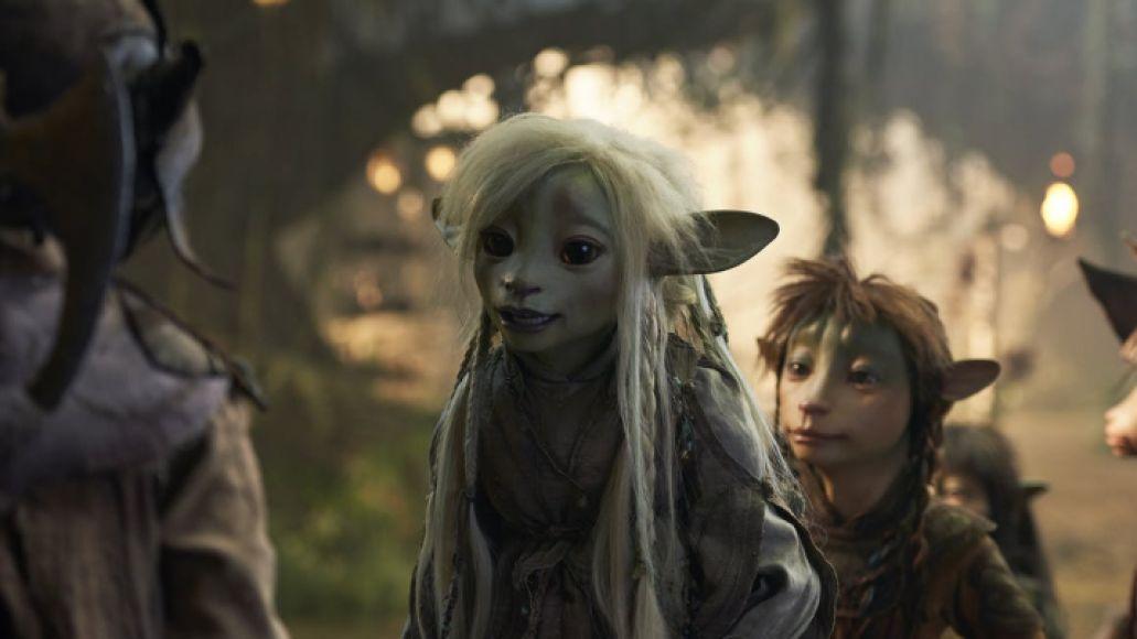 Deet (Nathalie Emmanuel) in The Dark Crystal: Age of Resistance