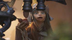 Rian (Taron Egerton) in The Dark Crystal: Age of Resistance