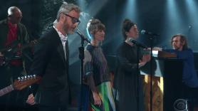 "the national ""rylan"" colbert tv performance video watch"