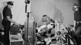 velvet underground band studio photo