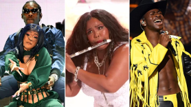 Cardi B, Lizzo, and Lil Nas X at BET Awards 2019