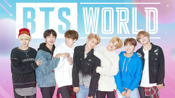 BTS World Mobile Game Launched