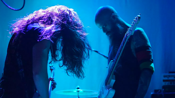 Baroness at Rough Trade in Brooklyn