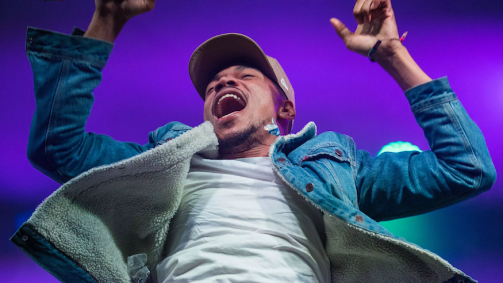 Chance the Rapper All That Reboot Theme Song Tease