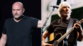David Draiman and Roger Waters