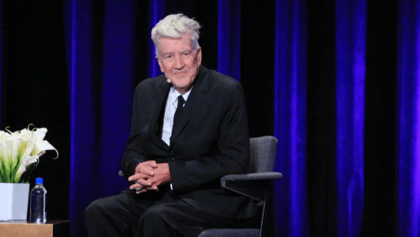 Academy Honorary Award David Lynch, photo by Heather Kaplan