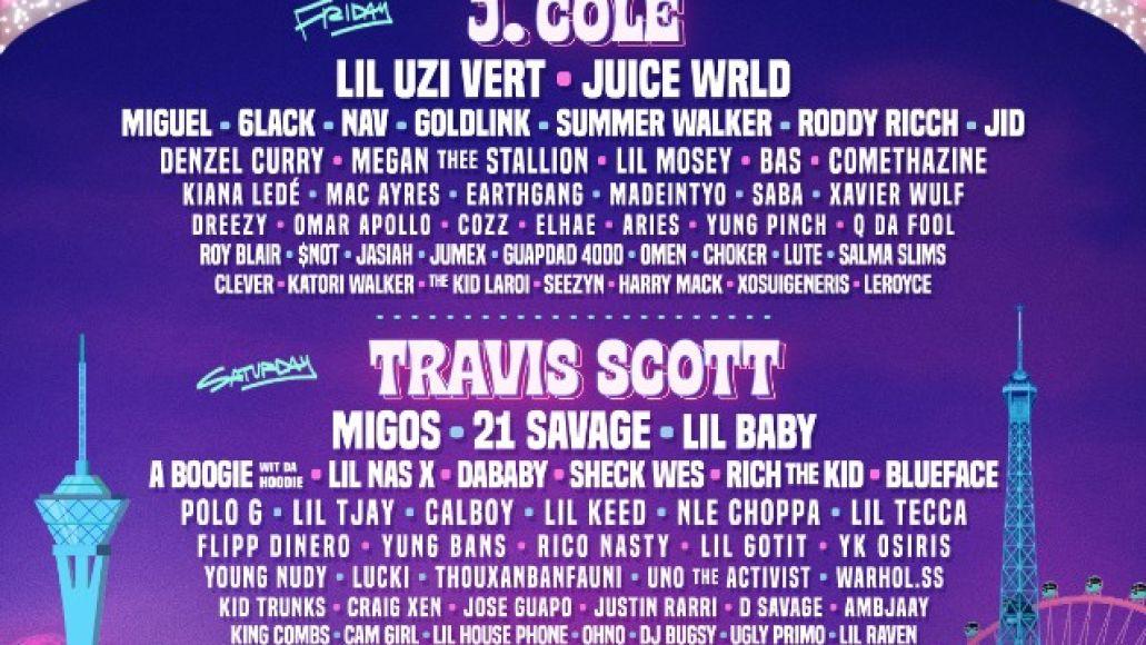 Day N Vegas 2019 lineup