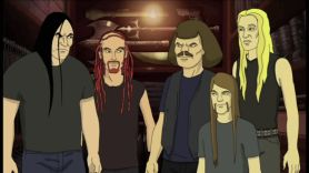 Dethklok to perform at Adult Swim Festival 2019