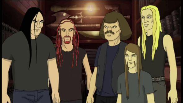 Dethklok to perform at Adult Swim Festival 2019