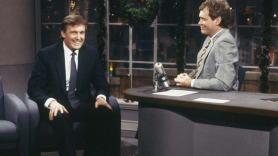 Donald Trump on David Letterman