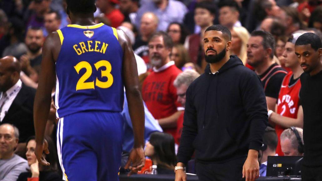 Drake vs. Golden State Warriors