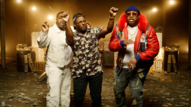 E-40 - Chase The Money ft. Quavo, Roddy Ricch, A$AP Ferg, ScHoolboy Q