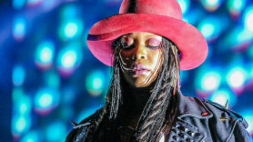 Erykah Badu, photo by Nina Corcoran Squeeze Tempted Cover Record Store Day James Poyser Thundercat