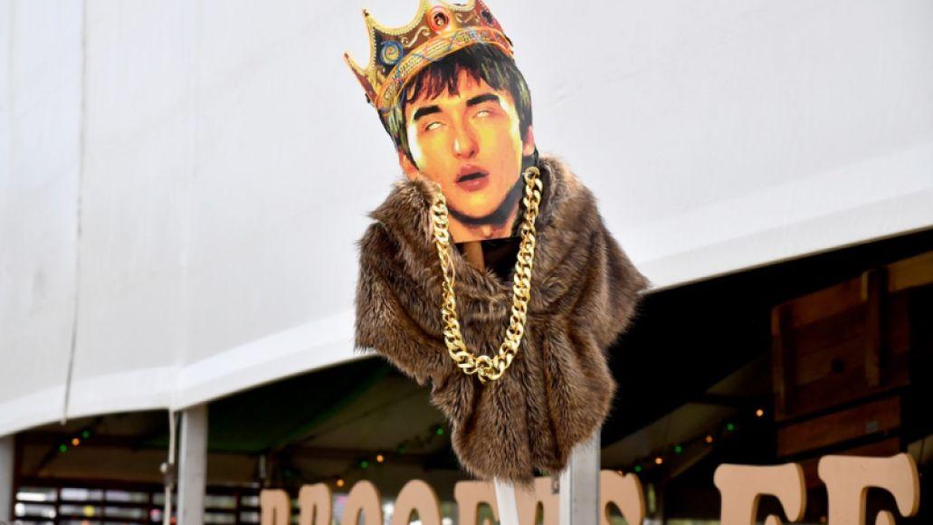 Game of Thrones totem at Bonnaroo 2019