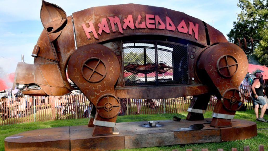 Hamageddon at Bonnaroo 2019