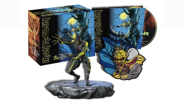 Iron Maiden Studio Collection - Fear of the Dark