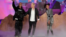 Jaden and Willow Smith on Ellen