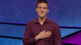 James Holzhauer Jeopardy! loses winning streak final game score