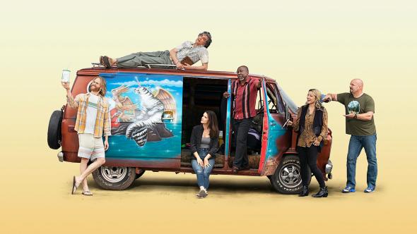Lodge 49 season two teaser trailer clips poster