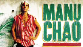 Manu Chao's artwork for Clandestino / Bloody Border