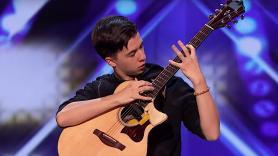 Marcin Patrzalek on America's Got Talent