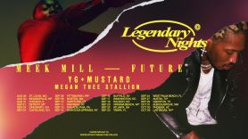 """Meek Mill and Future's """"Legendary Nights Tour"""""""