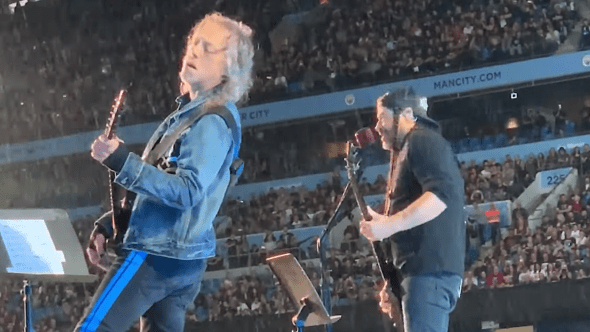 Metallica in Manchester