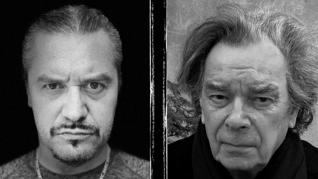 Mike Patton and Jean-Claude Vannier