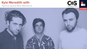 Kyle Meredith With... Mini Mansions