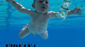 Nirvana's artwork for Nevermind
