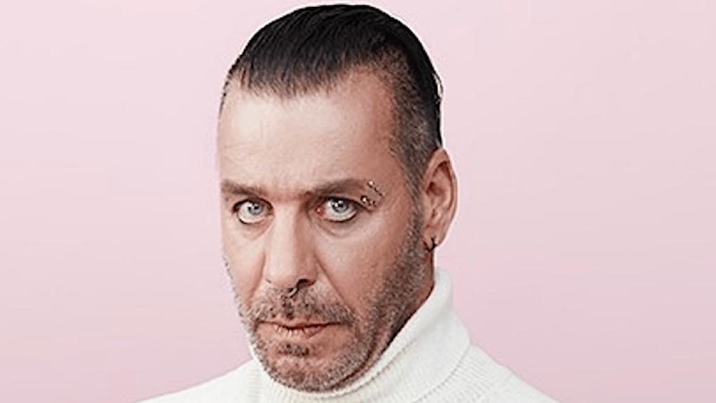 Rammstein's Till Lindemann