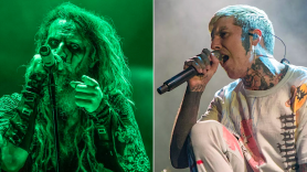 Rob Zombie and Bring Me the Horizon