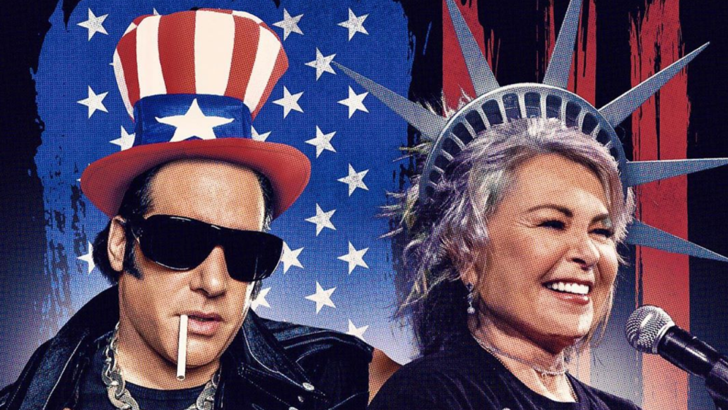 Roseanne and Andrew Dice Clay