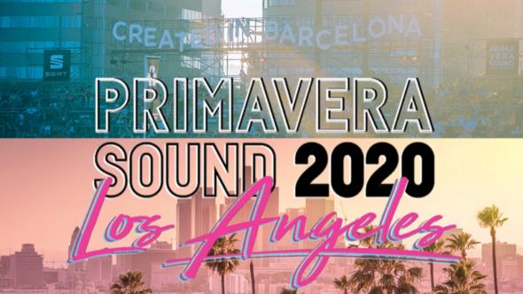 Primavera Sound 2020 Los Angeles