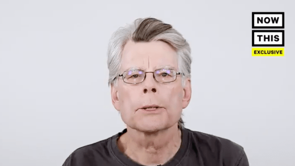 Stephen King breaks down the Mueller Report